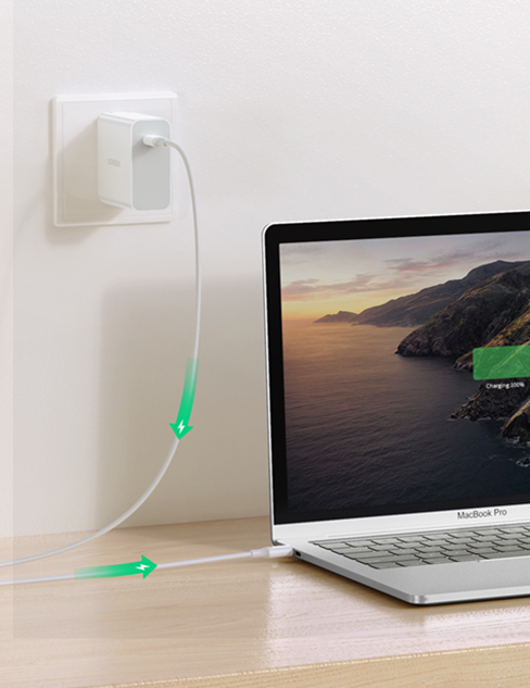 Charge MacBook