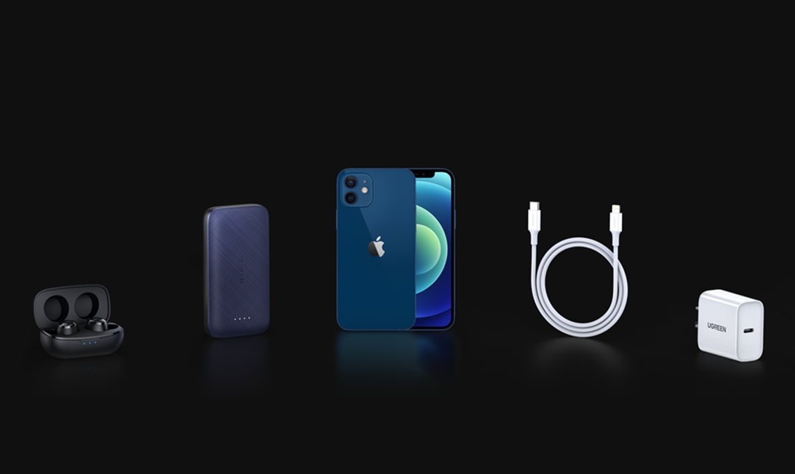iphone 12 banner